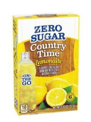 Country Time Lemonade Zero Sugar 23.7g
