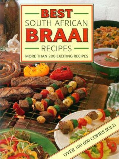 Best South African Braai Recipes -Christa Kirstein(2kg)