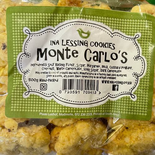 Ina Lessing Monte Carlo's Cookies 500g