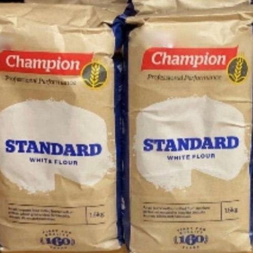 Champion Standard White Flour 1.5kg