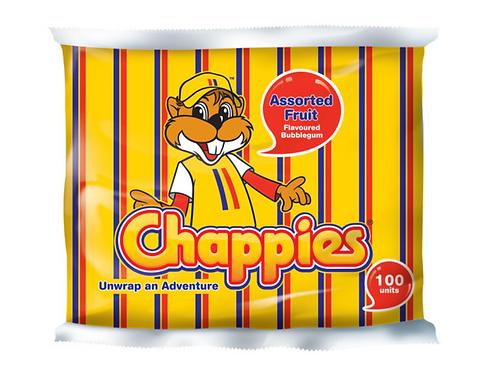 Chappies 100's units