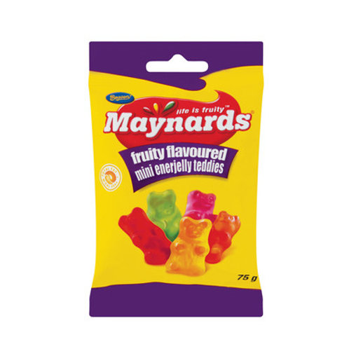 75g Maynards Enerjelly Teddies