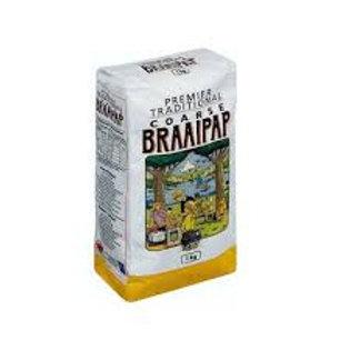 Premier Traditional Coarse Braaipap 1kg