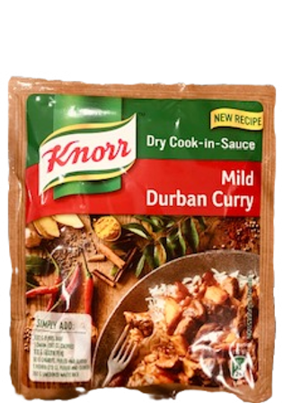 Knorr Mild Durban Curry 48g