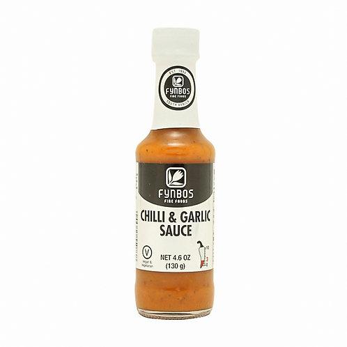 Fynbos Chilli & Garlic  Sauce 130g