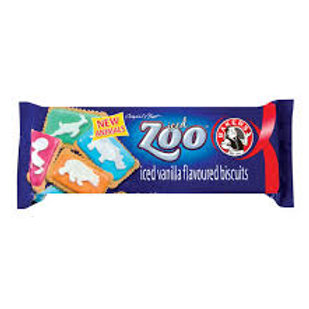 150g Bakers Zoo Biscuits