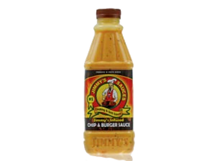Jimmy's Infused Chip& Burger  Sauce 750ml