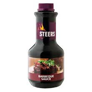 375ml Steers BBQ Sauce BB DATE 15 MAY 2019