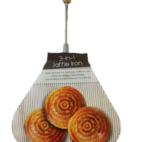 Jaffle iron 3-in-1 (4kg)