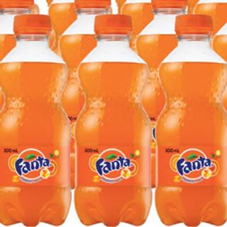 Fanta Orange (pet) 300ml