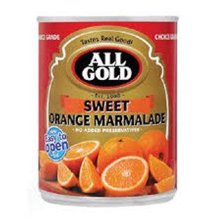 Sweet Orange Marmalade - All Gold 450g
