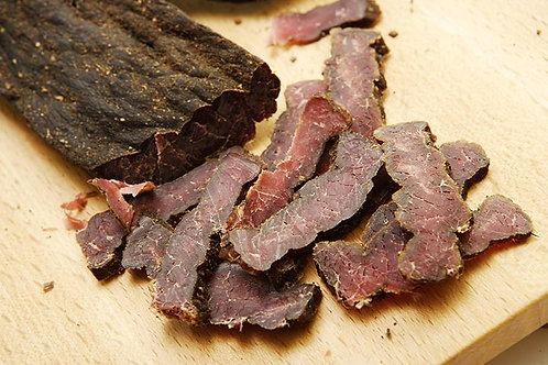 BILTONG /LEAN/FINELY SLICED