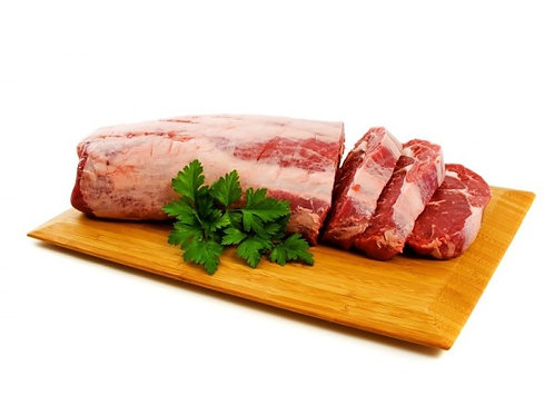 Beef Scotch Fillet whole