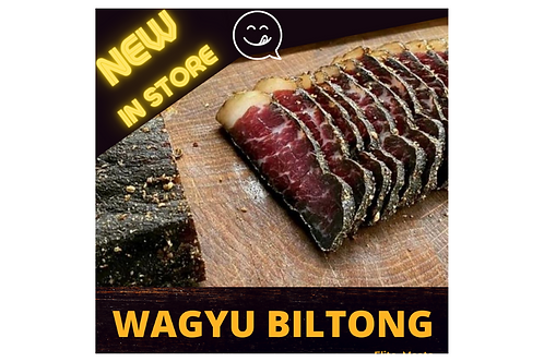 Wagyu Biltong - UNCUT WHOLE