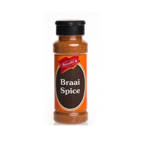 Scalli's Braai Spice 200ml