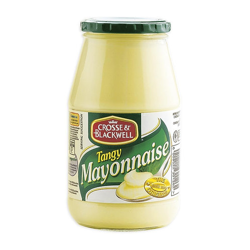 Crosse & Blackwell Tangy Mayonaise 375ml