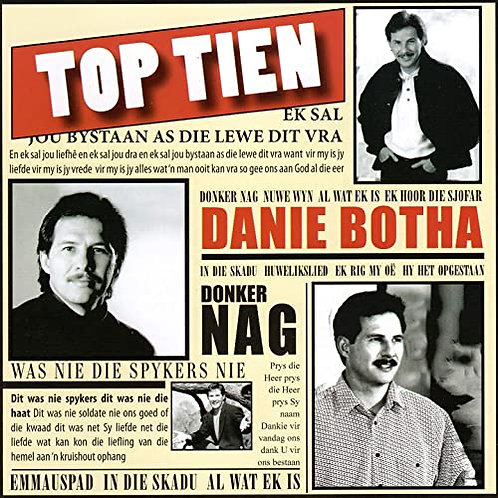 CD Danie Bota - Top Tien