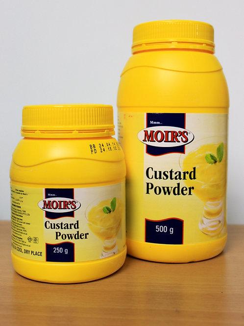 250G Moir's Custard Powder