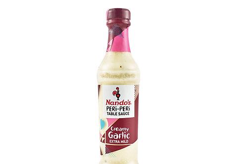 Nando's Creamy Garlic Medium 250ml