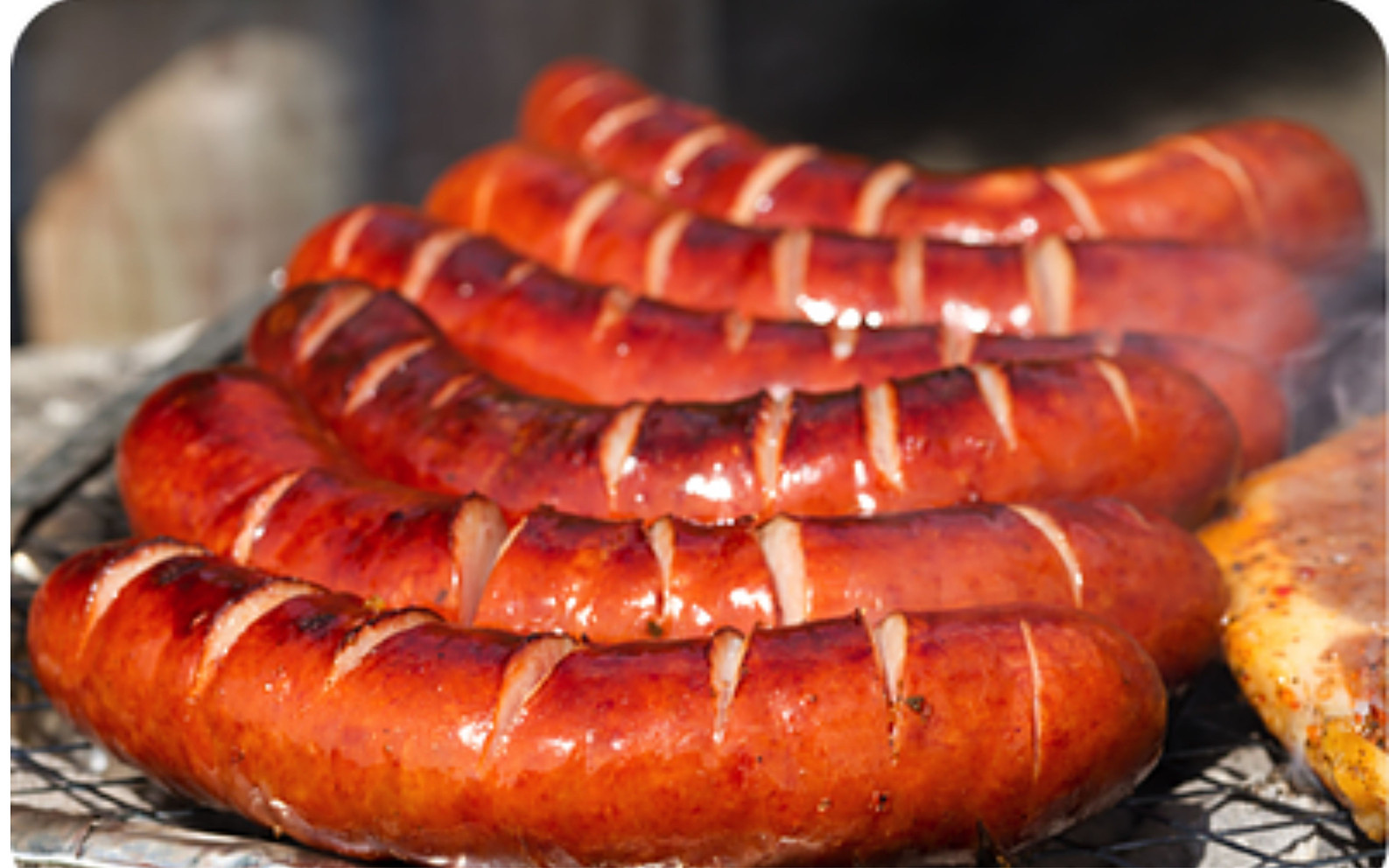 Russian Sausages