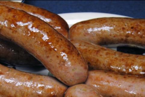 700g Pure Pork Sausages