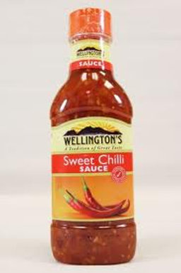 Wellington Sweet Chilli Sauce 375ml