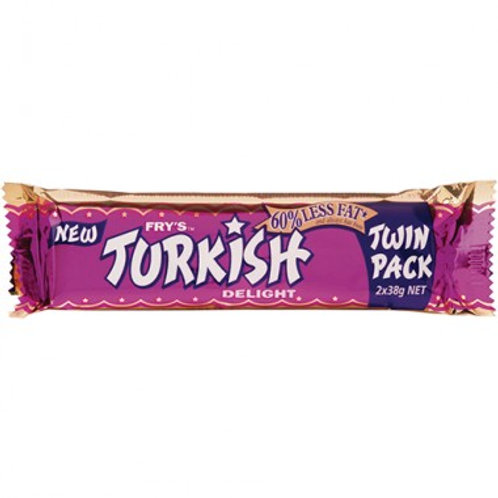 Fry's Turkish Delight Twin Pack 75g
