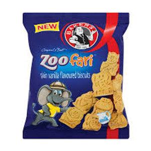 Bakers ZooFari Lunchbox 40g
