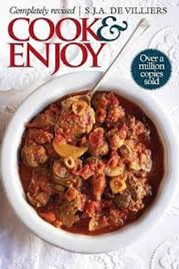 Afrikaans Cook Books