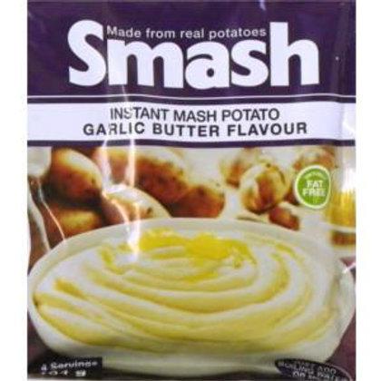 Smash Garlic Butter Flavoured 104g