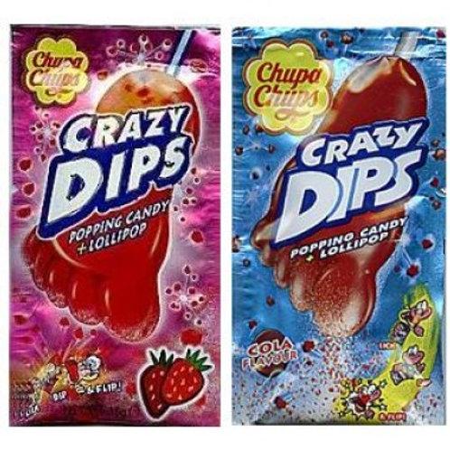 Chupa Chups Crazy Dips x 1 (17g)