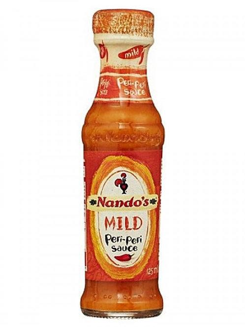 Nando's Peri Peri Mild Sauce 250ml