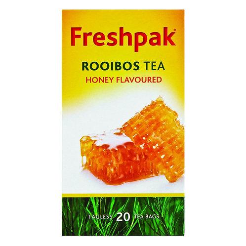 Freshpak Rooibos Tea with Honey (20's) 50g