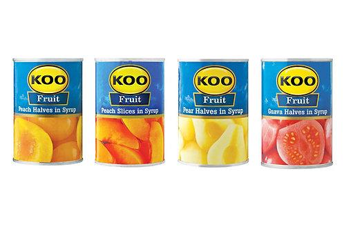 Koo Fruit 419g