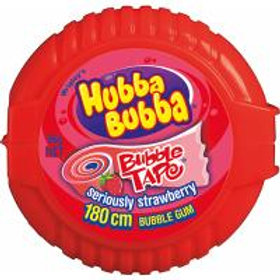 Hubba Bubba Strawberry 56g