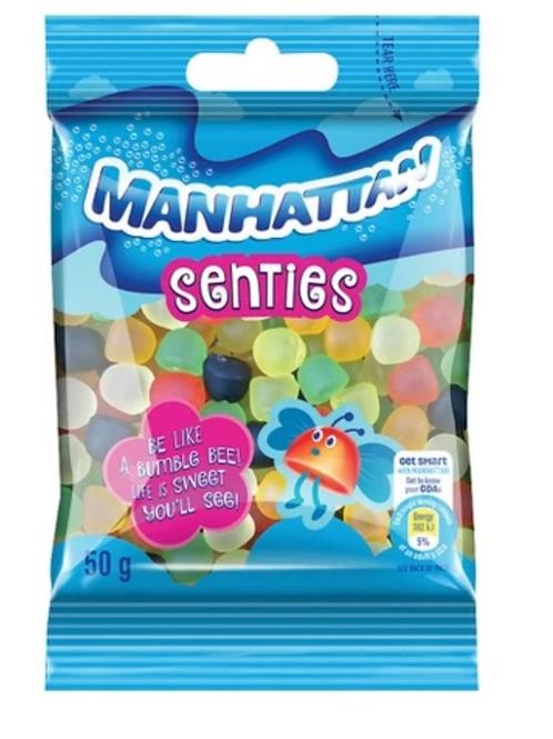 Manhattan Senties 50g