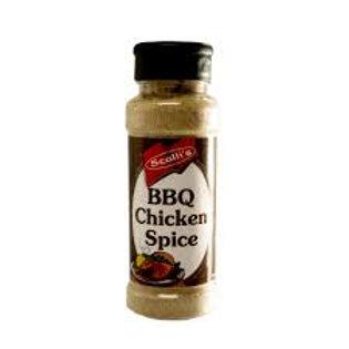 Scalli's  BBQ Chicken Spice 200ml