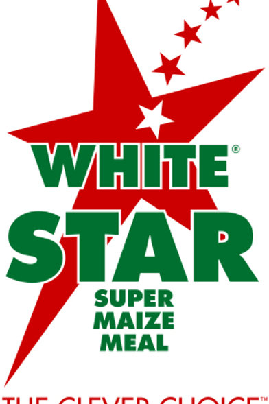 2.5kg White Star Super Maize Meal