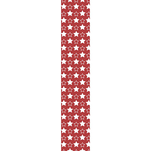 Red and White Stars