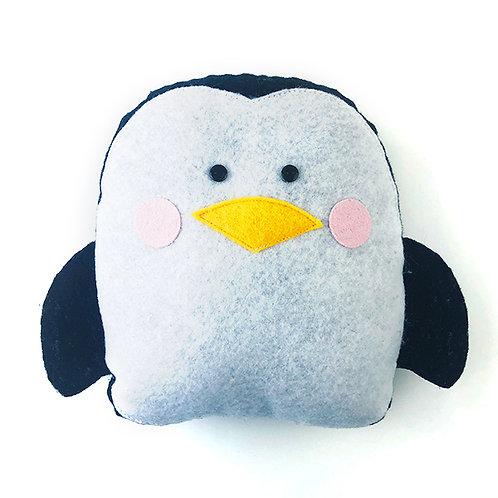Penguin Plushie Kit-To-Go