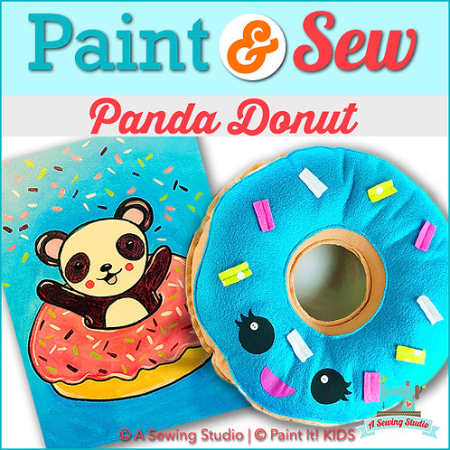 Panda Donut, June 14 (1 day), 9:30a-12:30p, 3 total hours