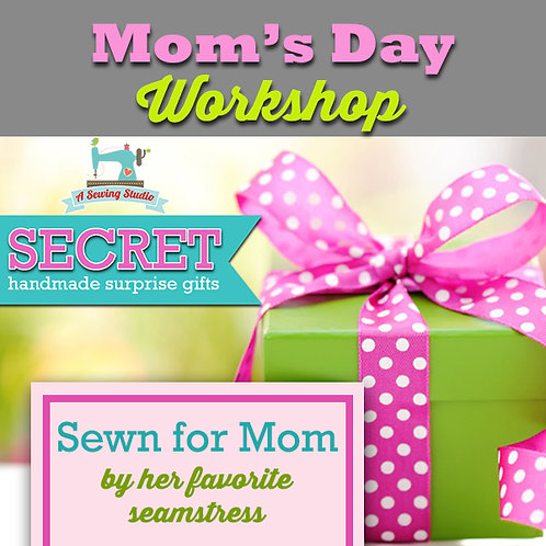 "Secret ""Mother's Day"", 4/27, 2pm"