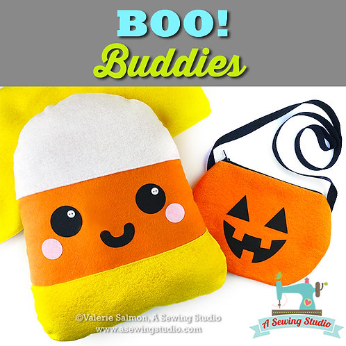 Boo! Buddies, October 24, 10a-12:00p {All Sewing}