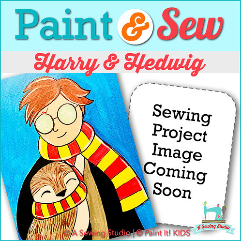 Harry & Hedwig, June 24 (1 day), 1-4pm, 3 total hours