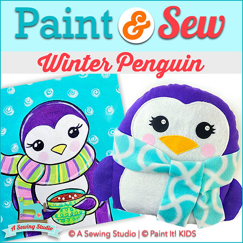 Winter Penguin , January 23, 9:30a-12:30p, 3 total hours