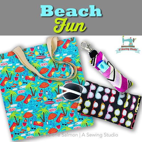 Beach Fun, June 11, 9:30a-12p (2.5 hours) {All Sewing}