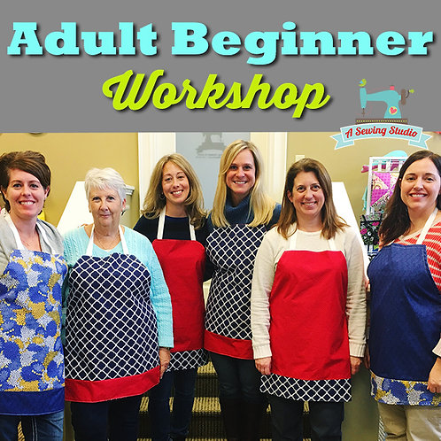 Adult Beginner Class, 5/19, 9:30a
