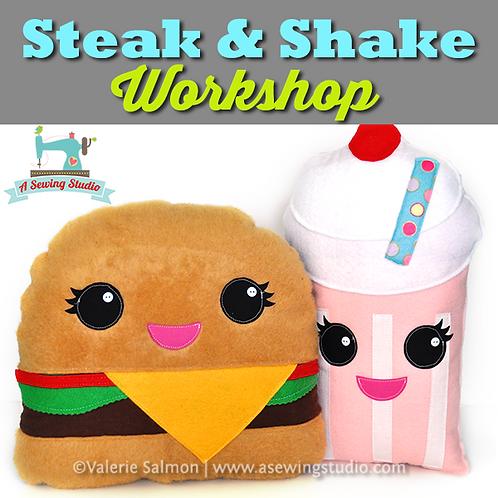 Steak n' Shake, 6/27