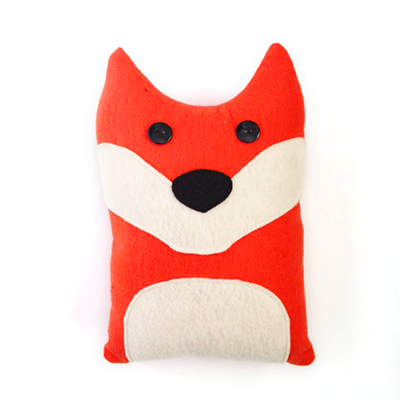 Fox Plushie Kit-To-Go