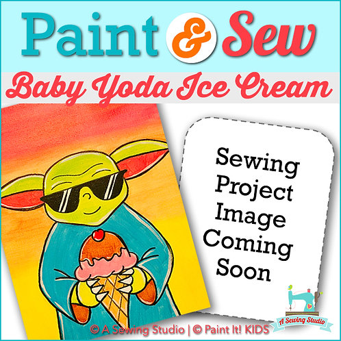 Baby Yoda Ice Cream, June 23 (1 day), 1-4pm, 3 total hours